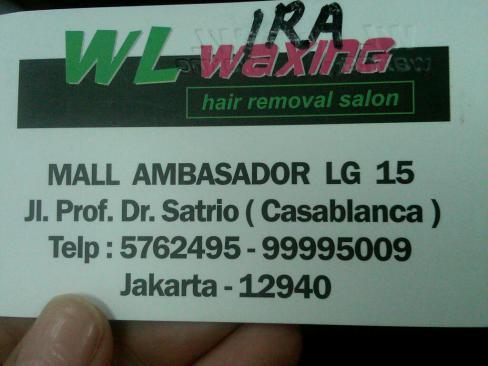 wl waxing