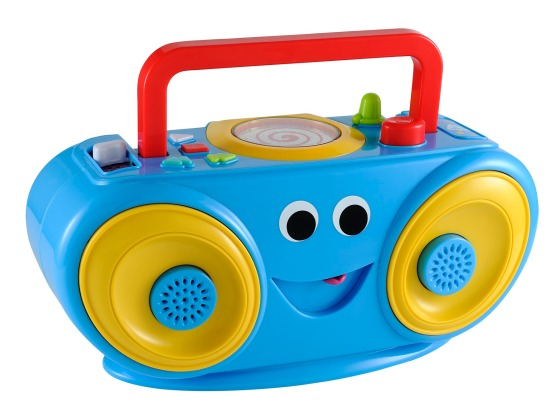 ligh n sound boombox