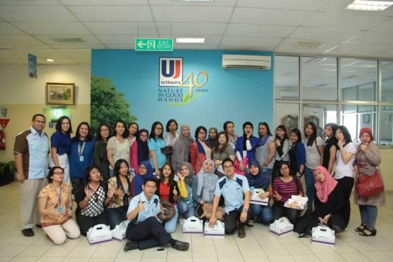 susu ultra factory visit