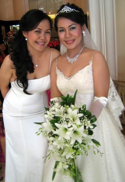 bridesmaid tiwi